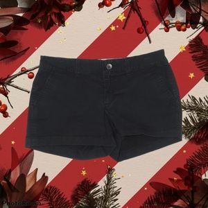 Charlotte Russe Juniors Black Shorts